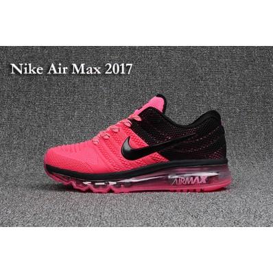 air max 2017 femme noir et rose