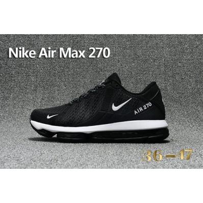 air max 270 noir foot locker