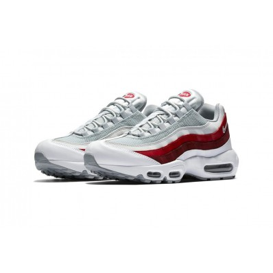 air max 95 rouge blanche