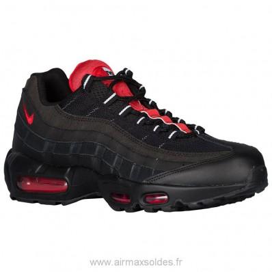 air max 95 rouge et noir