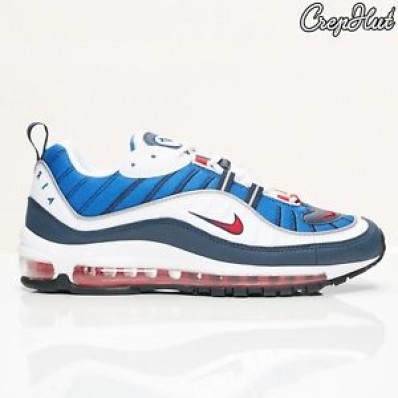 air max 97 bleu et rouge