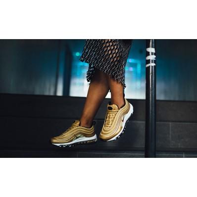 air max 97 femme gold