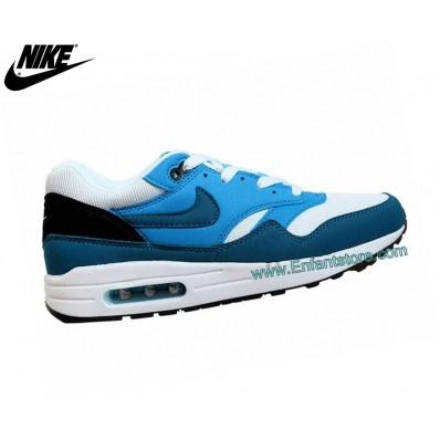 air max bleu et blanc