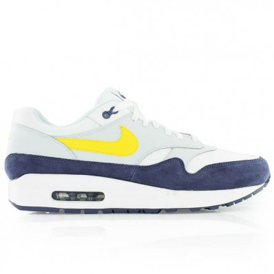 air max bleu et jaune