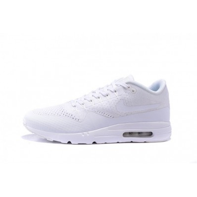 air max flyknit homme blanche