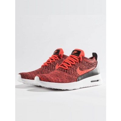 air max flyknit rouge
