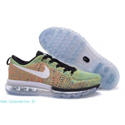 air max flyknit solde