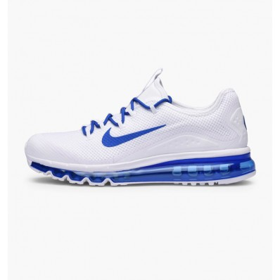 air max more blanche homme
