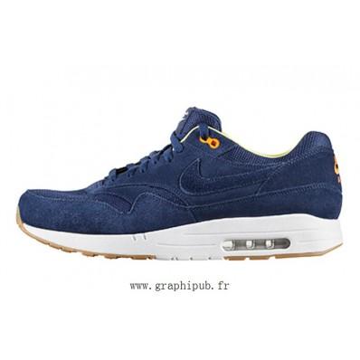 air max one daim bleu
