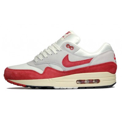 air max one rouge et blanc