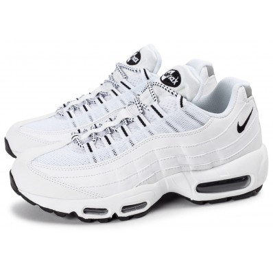 airmax 95 blanche