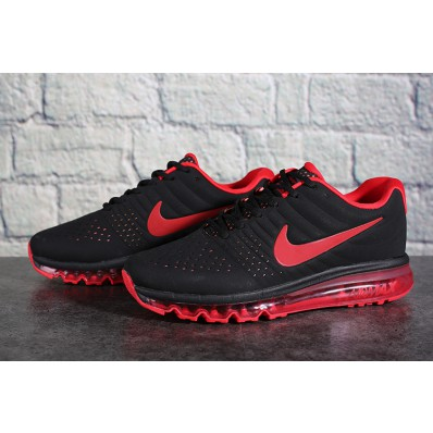 nike air max 2017 rouge homme