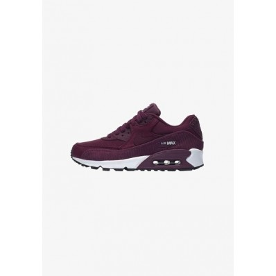 nike air max 90 bordeaux rot
