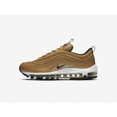 nike air max 97 homme gold