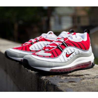 nike air max 98 gundam rouge