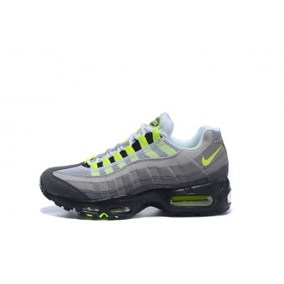 nike air max homme jaune fluo