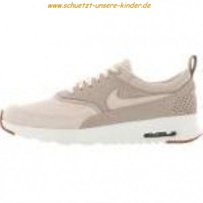 nike air max thea beige runners point