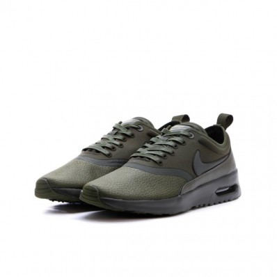 nike air max thea femme olive
