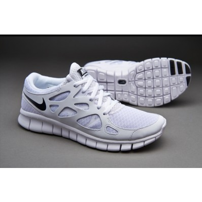 nike free run blanche homme