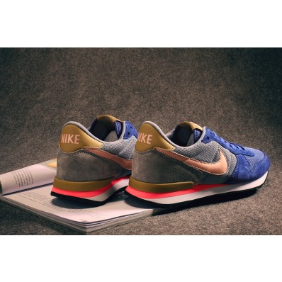 nike internationalist femme tartan