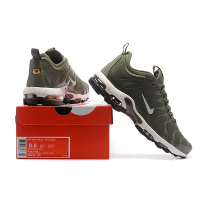 nike tn requin olive