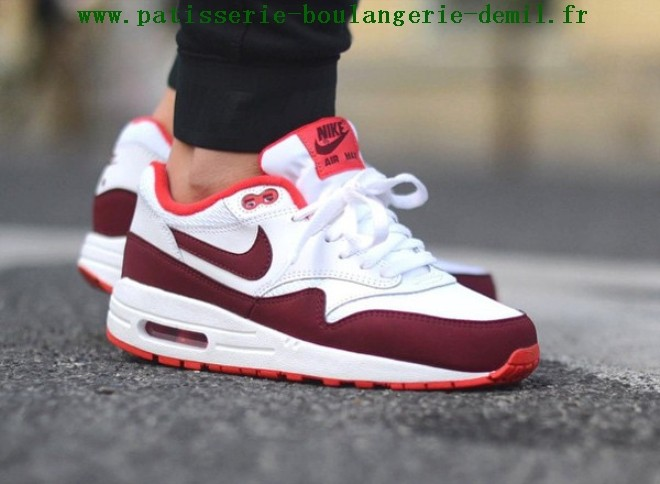 nike air max bordeaux homme