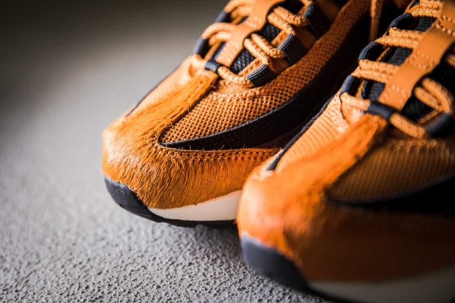 air max 95 femme orange