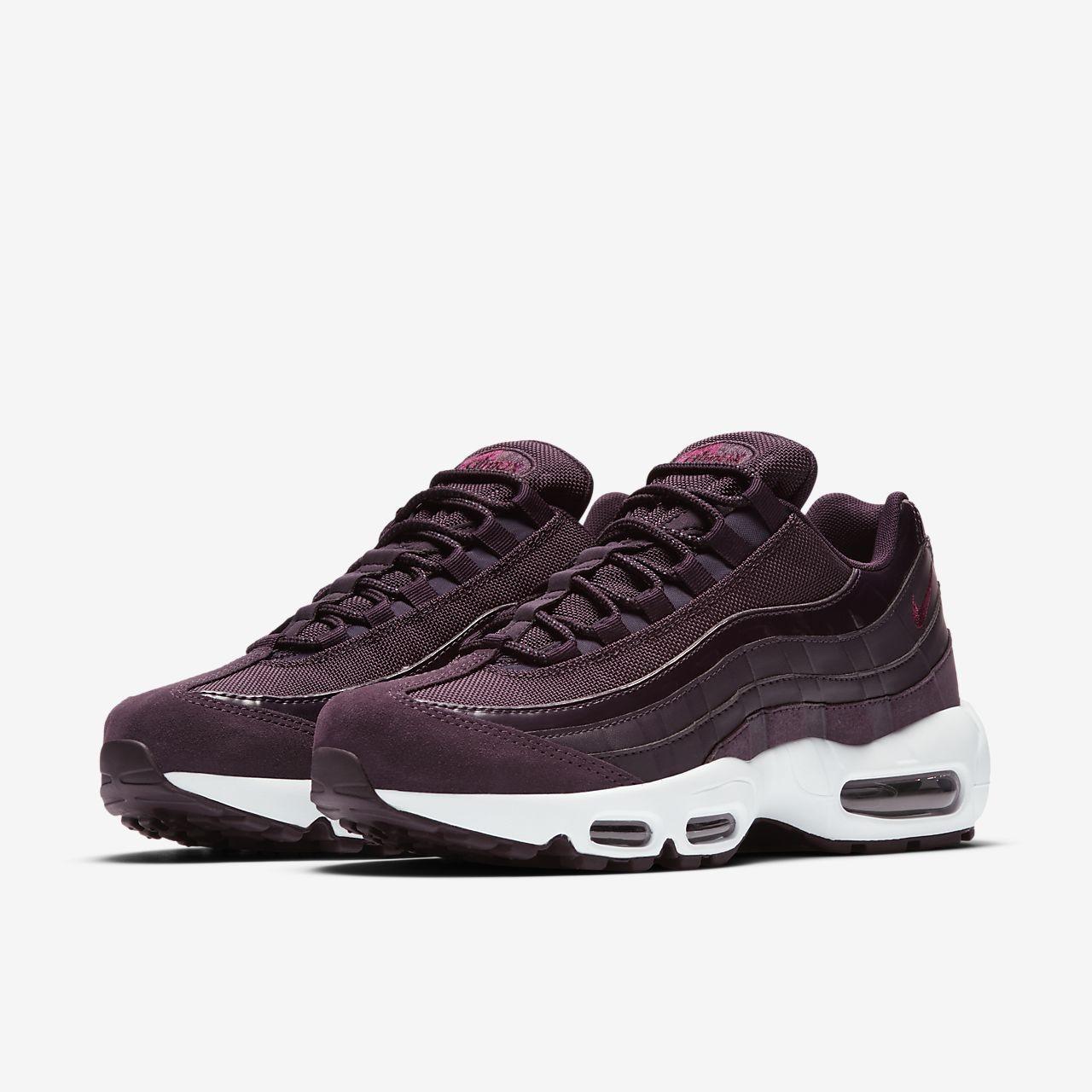 Soldes > nike 95 violet > en stock