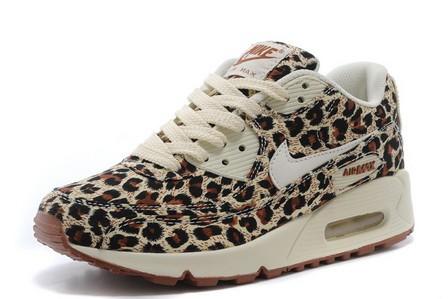 air max femme leopard