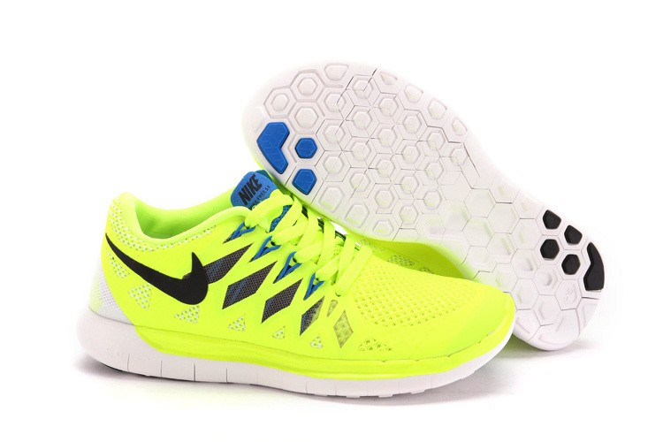 nike chaussure fluo homme