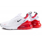 air max 270 gris et rouge