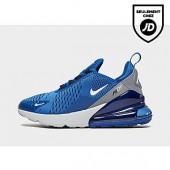 air max 270 jacquard bleu