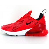 air max 270 rouge noir