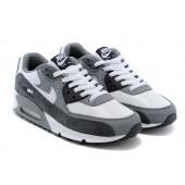 air max 90 gris et blanche
