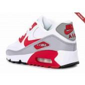 air max 90 junior rouge