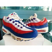 air max 95 bleu rouge