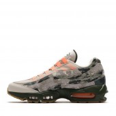 air max 95 noir gris rose
