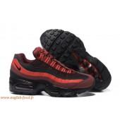 air max 95 noir rouge