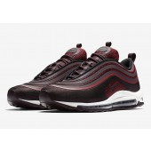 air max 97 rouge noir