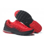 air max invigor noir et rouge