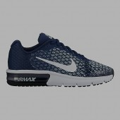 air max sequent 2 bleu