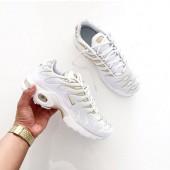 air max tn blanche or
