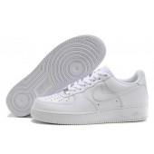 nike air force one homme blanche