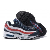 nike air max 95 bleu blanc rouge
