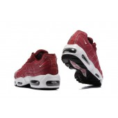 nike air max 95 bordeaux rood