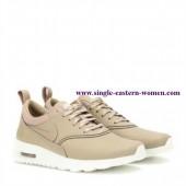 nike air max beige leather