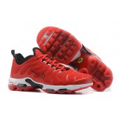 nike air max plus femme rouge