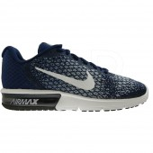 nike air max sequent bleu marine