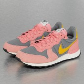 nike internationalist femme jaune