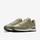 nike internationalist femme satin kaki